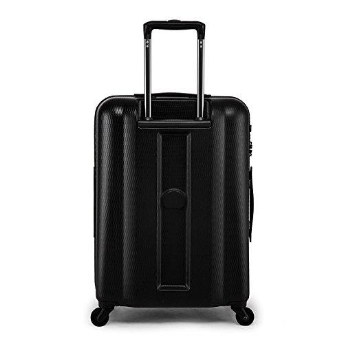 DELSEY Valise Helium 128 L 76 cm (noir) 001606821
