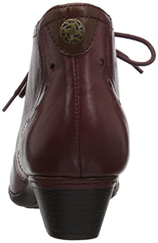 Merlot Boot Women's Leather Ch Cobb Rockport Hill Aria X8aYwUp