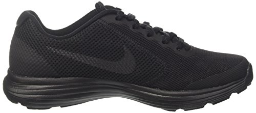 Nike Barn Revolution 3 (gs) Löparskor Svart / Svart