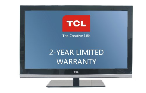 TCL L40FHDF12TA 40-Inch 1080p 60 Hz LCD HDTV with 2-Year Warranty (2011 Model)