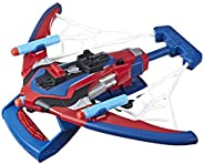 Spider-Man Web Shots Spiderbolt Nerf Powered Blaster Toy for Kids Ages 5 &