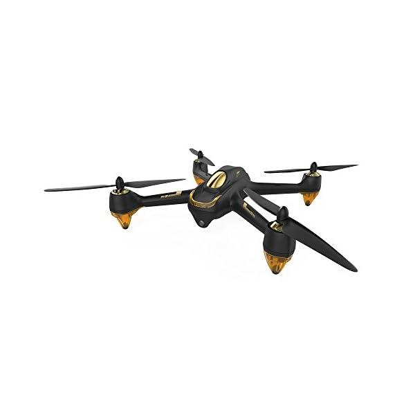 Hubsan H501S X4 PRO Brushless FPV Droni Quadricotteri GPS Fotocamera 1080P HD 5.8Ghz con Telecomando High Edition (H501S Nero) 3 spesavip