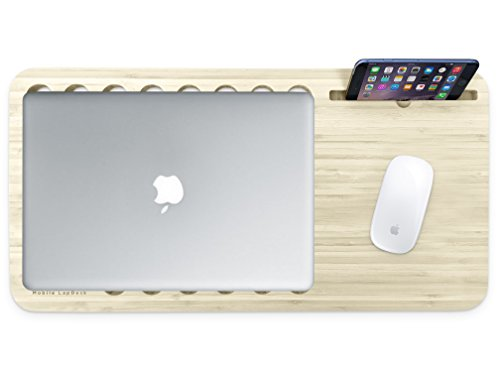 Slate 2.0 with Desk Space - Mobile LapDesk (For 11