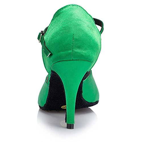 Miyoopark - salón mujer Green-8.5cm heel