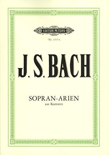(Bach: Soprano Arias from Cantatas )