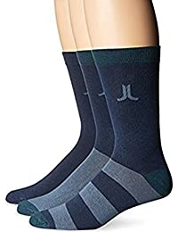 Men's 3 Pk Remark Pattern Socks