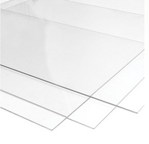 Perspex Styrene Glass for Photo Picture Frames 1.2mm Clear Transparent 16x20 by The Frame - Perspex Glasses Frames