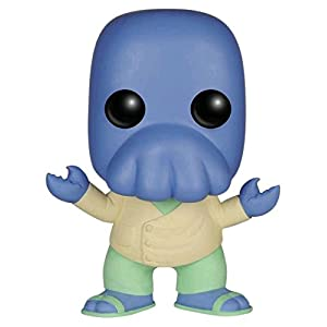 Funko POP! Futurama Alternate Universe Blue Zoidberg Vinyl Figure #55 Exclusive