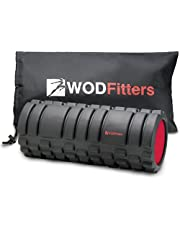 WODFitters Foam Roller - For Recovery and Massage - Heat, Bacteria, and Water Resistant