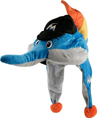 MLB Miami Marlins 2012 Mascot Short Thematic Hat