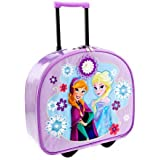 Disney Store Exclusive Anna and Elsa Rolling Luggage