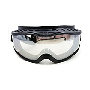 'Fit Over Glasses' OTG Anti fog Riding Goggles