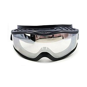 'Fit Over Glasses' OTG Anti Fog Riding Goggles
