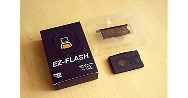 EZ-Flash IV OMEGA- NEW!! 4 GameBoy Advance - GBA - Game Boy ...