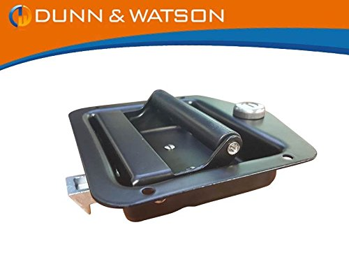 Auto Watson (Black Cargo Drawer Lock / Handle)