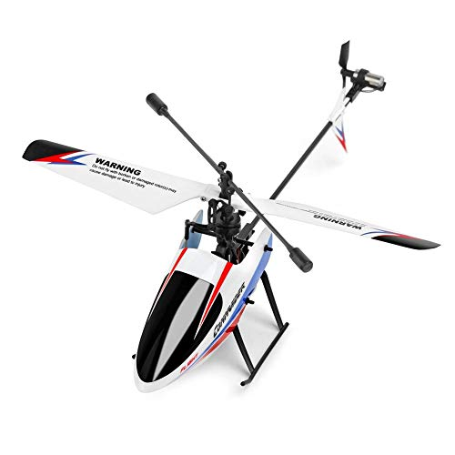 Nicemeet V911-2 Four-Channel Single-Propeller Remote-Controlled Helicopter Without aileron Drone RC