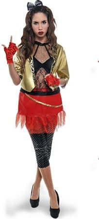 Disfraz de Punky para mujer XXL: Amazon.es: Juguetes y juegos