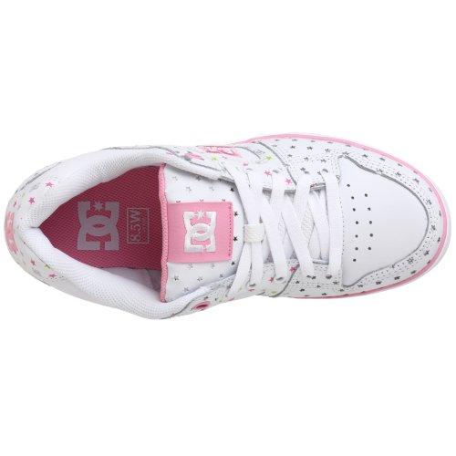 Pure White SE Pink Crazy Sneaker DC Women's gBqxpgO
