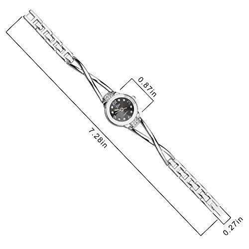 dodoro pretty woman girls elegant quartz wrist watch