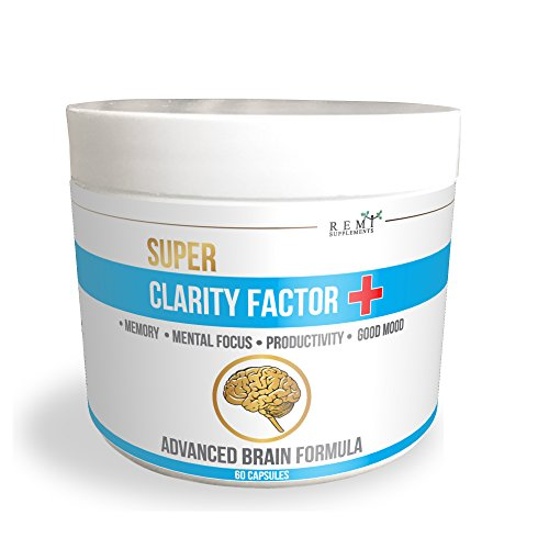 Brain Booster Supplement Focus Supplements product image