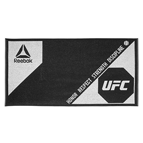 UFC Towel Black