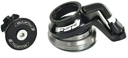 """FSA NO.42//ACB ORBIT C-40 1-1//8/""""to1.5/"""" IS42 IS52 Tapered Integrate Headset Red"""