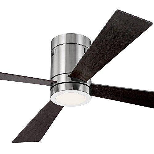 Casa Vieja Fan Ceiling Brushed - 52