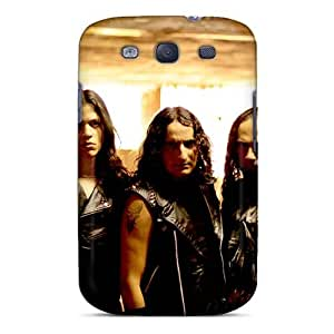 Samsung Galaxy S3 JsR10506soDo Customized Fashion Catamenia Band Series Shock Absorption Hard Phone Case -EricHowe