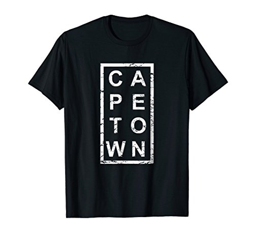 Stylish Cape Town T-Shirt by Cape Town South Africa Shirts
