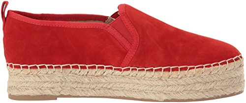 Sam Edelman Carrin, Espadrillas Donna Rosso (Candy Red Suede)