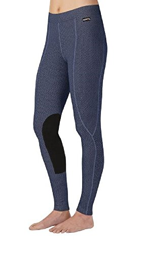 Kerrits Fleece Performance Tight Dark Blue Size: Extra Small
