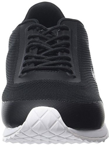 Lacoste 3 Zapatillas Blk Runner para Negro 116 Mujer SPW Blk Helaine BwHxrt6qB