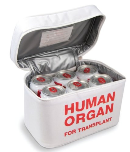 Organ Carrier Lunch Cooler