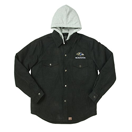 Quilt Lined Hooded Jacket - 4