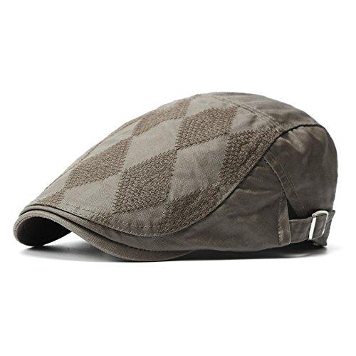 sombrero gris CAE big gran hat sombreros Navidad size beret MASTER Halloween Hombre Green CAP algodón Military Mujer beanie Z16ppxn8