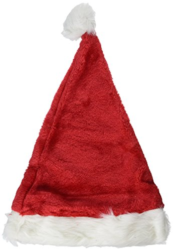 OTC Plush Santa Hat Red (Hat Baby Santa)