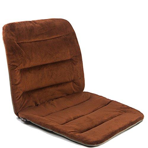 ads,Coccyx cushion,Ties Fluffy Shaggy Recliner mat Rocking chair cushion thick Non-slip -E 50x110cm(20x43inch) (Canvas Recliner)