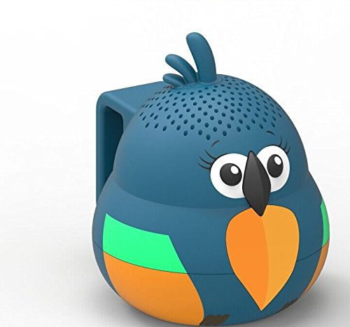 G.O.A.T. Bluetooth Pet Speaker - Blue Bird - Shark Tank Winner 2018!