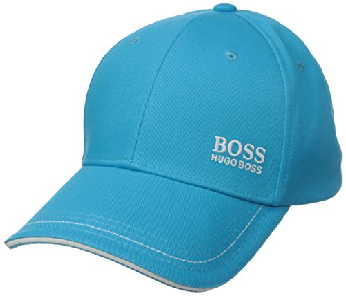 boss-hugo-boss-mens-logo-twill-cap-1-turquoise-one-size