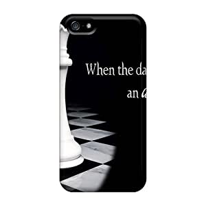 Great Hard Phone Case For Iphone 5/5s With Unique Design High Resolution Twilight Pattern JoanneOickle