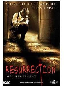 Resurreccion [DVD]