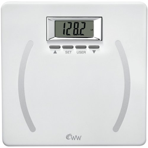 CONAIR WW28 Weight Watchers(R) Plastic Body Fat Scale