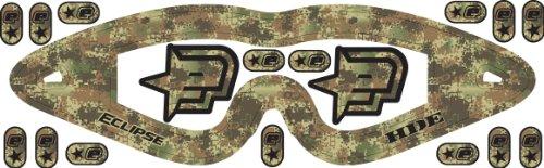 Planet Eclipse Vents Goggle Sticker - E-Flex, Avatar, E-vents, Helix - HDE - Eclipse Planet Stickers