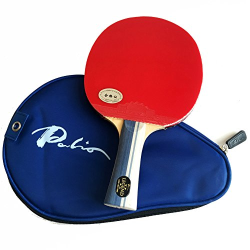 (Palio Legend 2 Table Tennis Racket & Case)