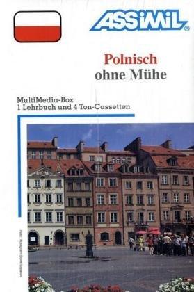 Assimil Polnisch ohne Mühe; Assimil Polski bez trudu, Lehrbuch und 4 Cassetten