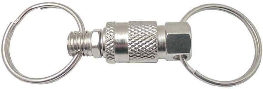 Interstate Pneumatics Y90KR Quick Coupler Key Chain