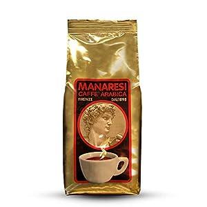 il Caffè Manaresi Caffè in Grani Gran Bar Gold - 1 Kg