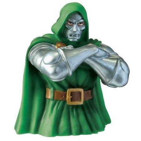 Marvel Dr Doom - Marvel Dr. Doom Vinyl Bust Bank