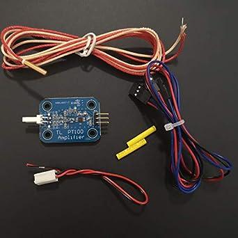 Kit de actualización de sensor PT100 para impresora 3D, placa de ...