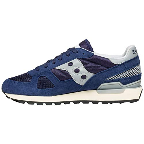 Saucony White Originals Shadow Vintage Mens Navy Original YwY0Ar8x